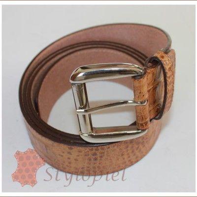 Cinturón mujer coco http://stylopiel.es