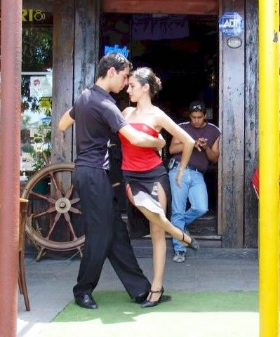 """Uruguayans are proud of their tango tradition (see page 350 on Carlos Gardel's roots), but in a quieter, less intense way than in Buenos Aires. The city of Montevideo is attempting to cash in a bit more, with tango festivals and other events."" Uruguay: the Bradt Guide; www.bradtguides.com"