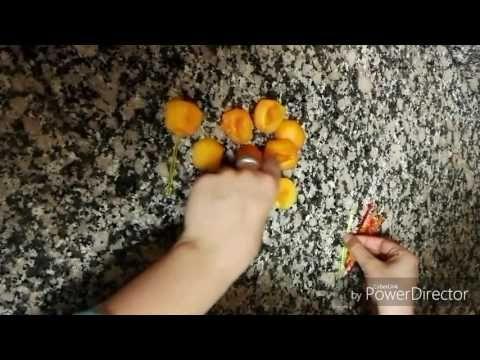 Express de chocolate, receta de Salu y María José Pérez - YouTube