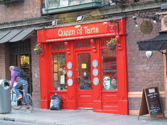 26 best dublin images on pinterest dublin dublin ireland and ireland queen of tarts pastry shop in the temple bar district of dublin ireland solutioingenieria Choice Image