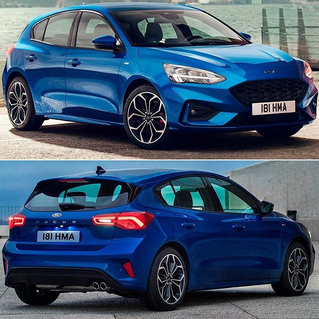 Ford Focus St Line 2019 Marca Americana Revelou Nesta Terca Feira