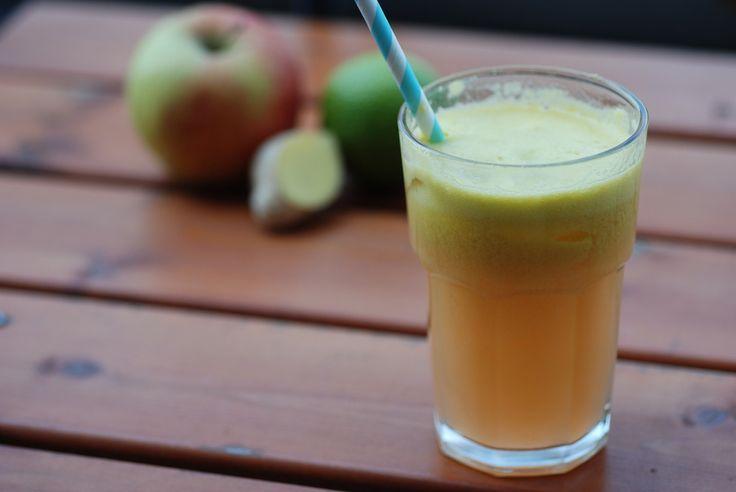 Juicefaste dag 1 juice 2