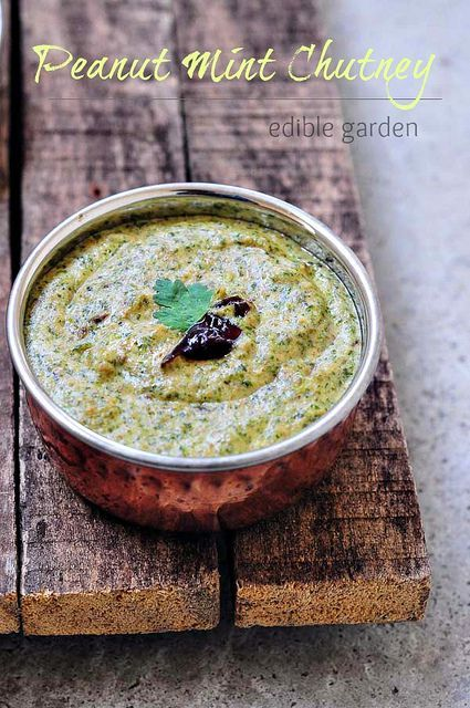 I like peanut chutney as a change in my normal chutney routine, so adding some mint to it and kicking it up a notch seemed like a no-brainer. Although in Andhra I have seen peanut chutney being served with tiffin like idli and dosa, I love it with rice, especially since it's a no-coconut chutney...Read More »