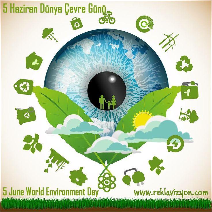 5 Haziran Dünya Çevre Günü 5 June World Environment Day 0850 - 450 0 300 Reklavizyon Reklam Ajansı www.reklavizyon.com #reklavizyon #dijitalbaskı #dijital #baskı #ışıklıtabela #matbaa #promosyon #promosyonürünleri #strafor #branda #giydirme #3D #3Dçizim #printing #tanıtım #reklam #reklamajansı #işkıyafetleri #stand #web #pleksi #pleksiürünler