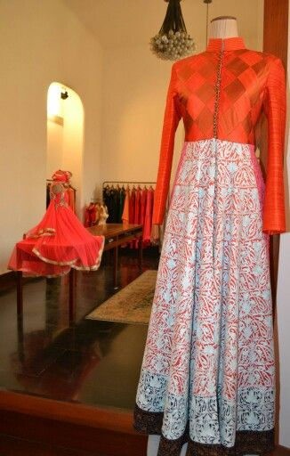 Take inspiration with this anarkali, recreate is at Shefali's Studio shefalis_studio@hotmail.com
