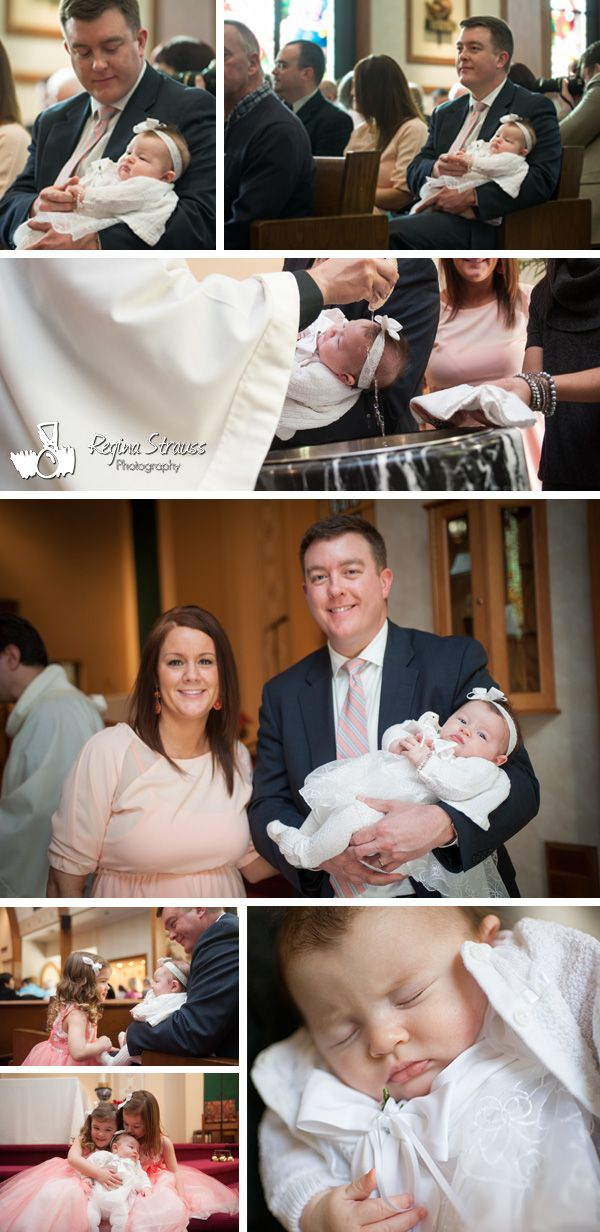 Baptism Photos ~ Check out more Cleveland photography from Regina Strauss Photography on www.facebook.com/reginastraussphotography or www.reginastrauss.com  #ReginaStraussPhotography #ClevelandPhotography #ClevelandPhotographer