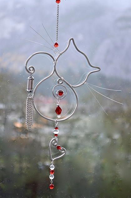 Coirnini Jewelry, Charms and Sun Catchers
