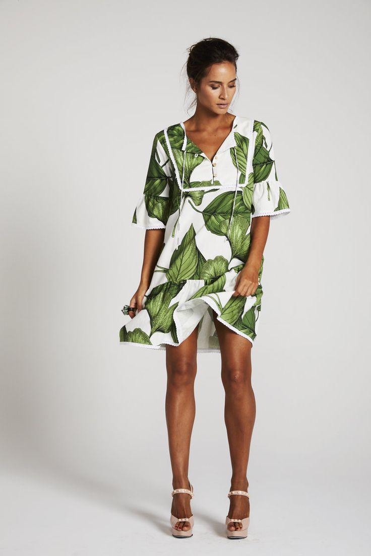 Binny - Sugar And Lime Dress