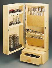 Drill cabinet