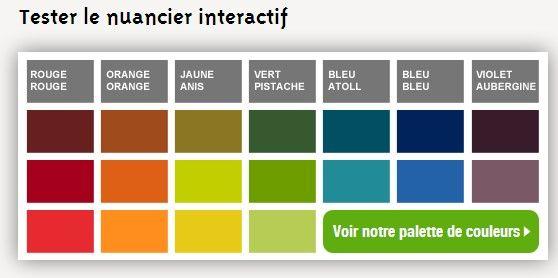D couvrez le nuancier interactif les couleurs que j 39 aime for Couleur exterieur maison tendance 2014