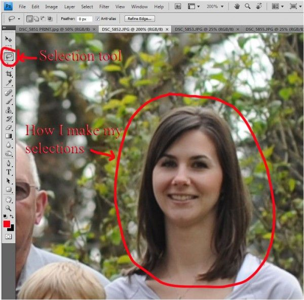 This is revolutionary… we followed this tutorial and it was perfect! How to Swap Heads in Photoshop. A great photography editing tutorial. iheartfaces.com