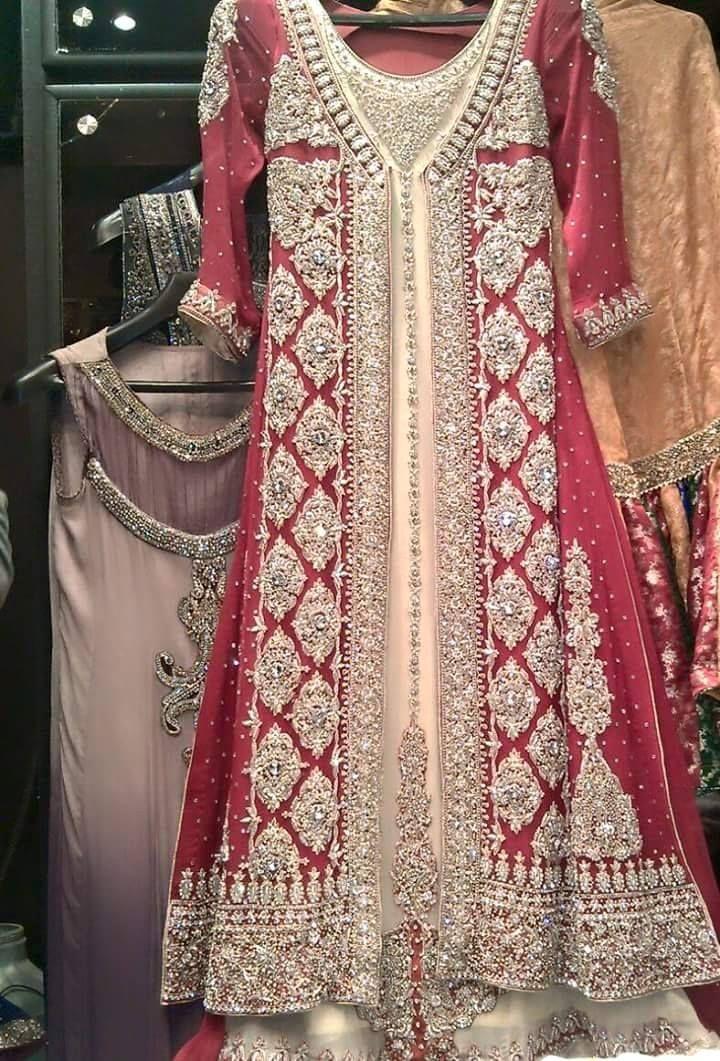 Rabiya's Wardrobe 85000 rupees pak