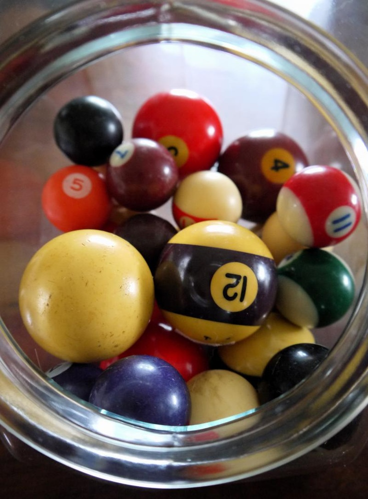 Лучшие изображения 40 на доске Game Room Ideas на Pinterest Cool Pool Ball Decorations