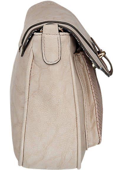 Damen Umhängetasche von Graceland in cognac - deichmann.com