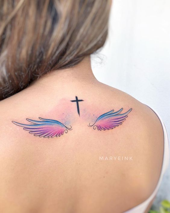 35 Awesome Wing Tattoo Ideas That Will Be Helpful For You