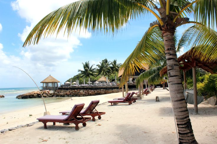 Le Domaine de l'Orangeraie. The island of la Digue, a world apart like a shining gem at the heart of the Seychelles archipelago #Architecture #Architect #Design #Designer #Royal #bungalow #Beach #bay #life #vacation #RealPleasure #indianOcean #Seychelles #Islands #LaDigueIsland #LeDomaine's #DeL'Orangeraie #VillaDeCharme #villa #Hotel #luxury #Pleasure