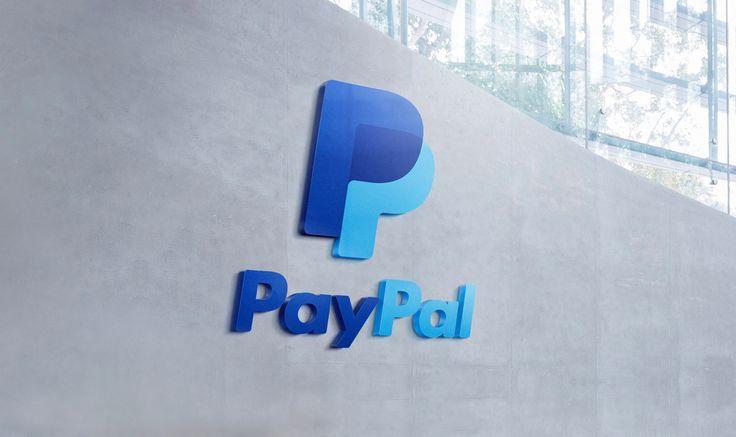 """다음 @Behance 프로젝트 확인: """"PayPal Rebrand"""" https://www.behance.net/gallery/17011979/PayPal-Rebrand"""