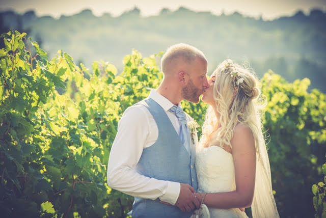 vineyards. Mariage en Provence. Wedding venue in Provence, France. Mariage Luberon.  Domaine de Blanche Fleur. https://www.blanchefleur.com Photos :http://www.lovestory-mariage.com/