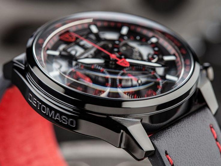 Livello - Detomaso Motor - Timepieces - SA's #1 Shopping Boutique