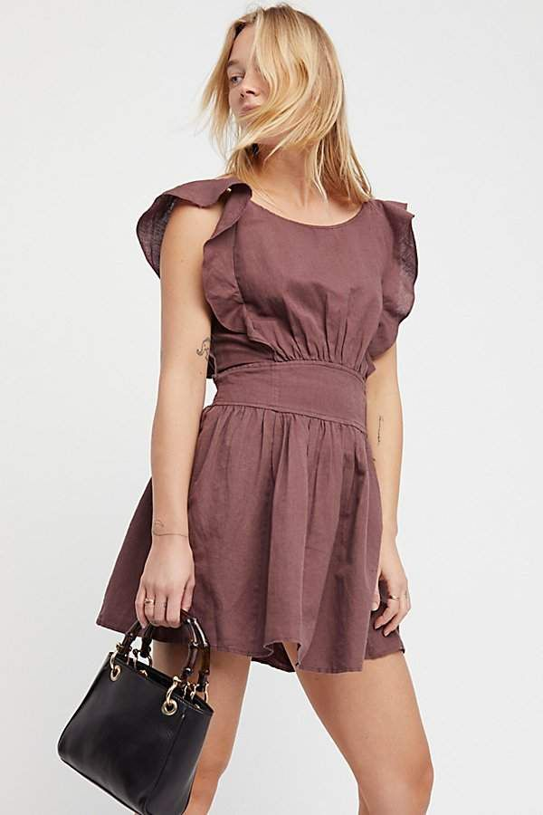 4648932820f Collette Mini Dress by Endless Summer at Free People