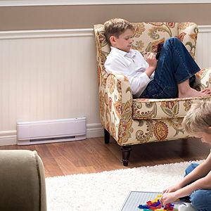 Baseboard Heaters | Electric Baseboard Heaters | Linear LC Series Baseboard Heater | ElectricHeatSource.com