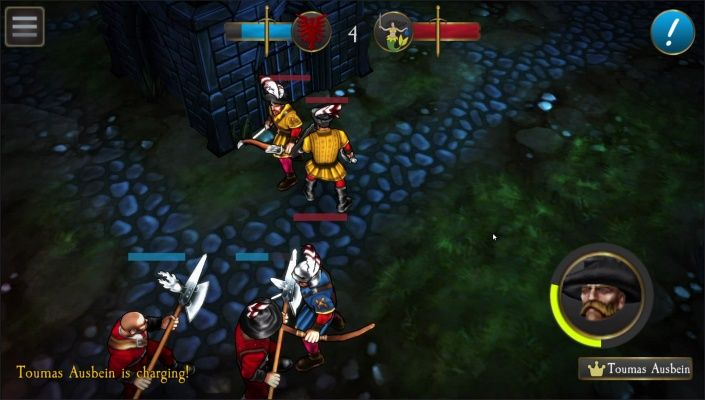Mordheim Warband Skirmish is a Android Free-to-play Turn Based Strategy TBS Multiplayer Game featuring tactical turn-based gameplay with incredible action sequences