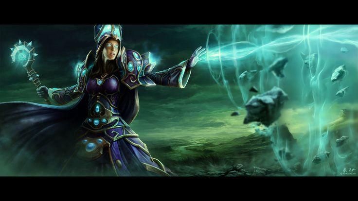 World of Warcraft fanart by ZsoltKosa.deviantart.com on @deviantART