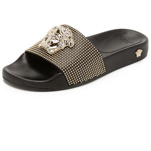 Men Outdoor Shoes Versace