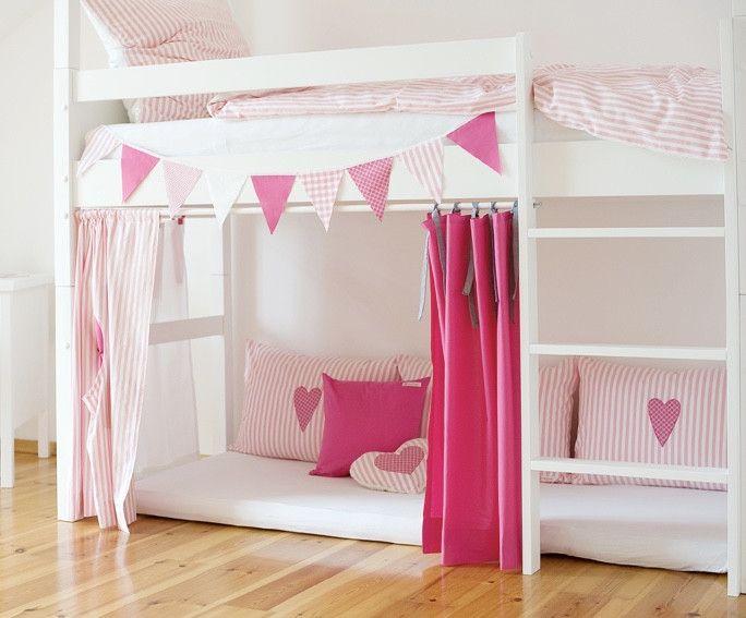 1000 ideen zu hochbett vorhang auf pinterest. Black Bedroom Furniture Sets. Home Design Ideas