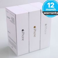 """Apple iPhone 4s 6 16G 64G 128G GSM""""Factory Unlocked""""Smartphone Gold Gray Silver"""