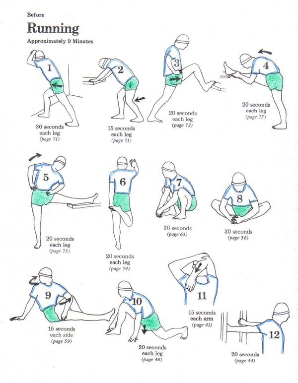 how to run for exercise
