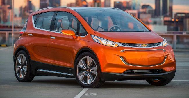 Auto elettriche: Chevrolet Bolt EV avrà un'autonomia di 300 km