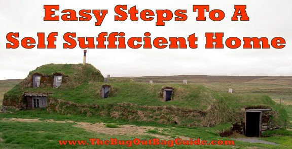 Going Off the Grid – How to Make Your Home Self-Sufficient