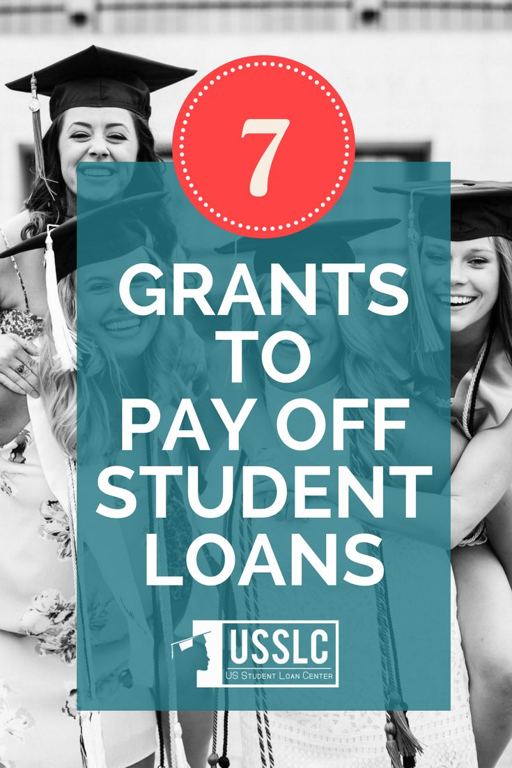 7 Grants to Pay off Student Loans | With a combination of these grants, student loan forgiveness, and perhaps other private student loan aid, repaying your student loans will be a breeze. | https://usstudentloancenter.org/grants-pay-off-student-loans/