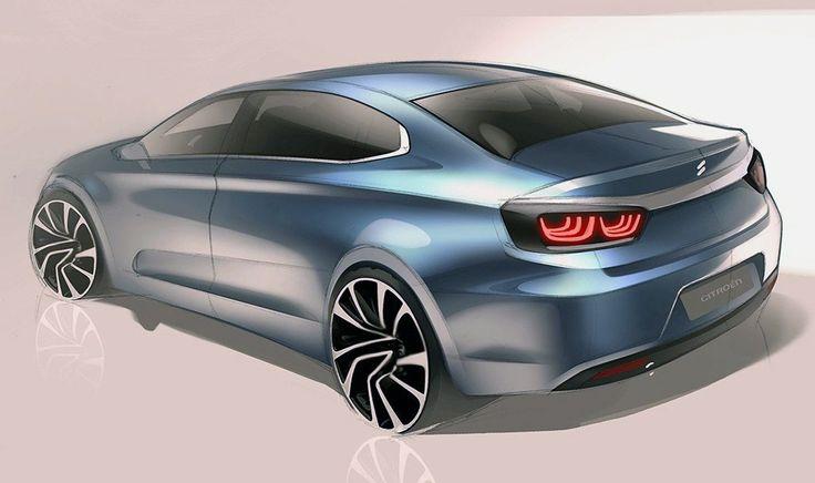 Citroen представил тизер модели для китайского рынка http://carstarnews.com/citroen/c4/201532651