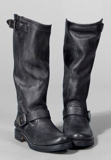 Biker sexy!!: Biker Boots, Leather Boots, Frye Boots, Black Boots, Riding Boots, Motorcycles Boots, Fall Boots, Veronica Slouch, Frye Veronica