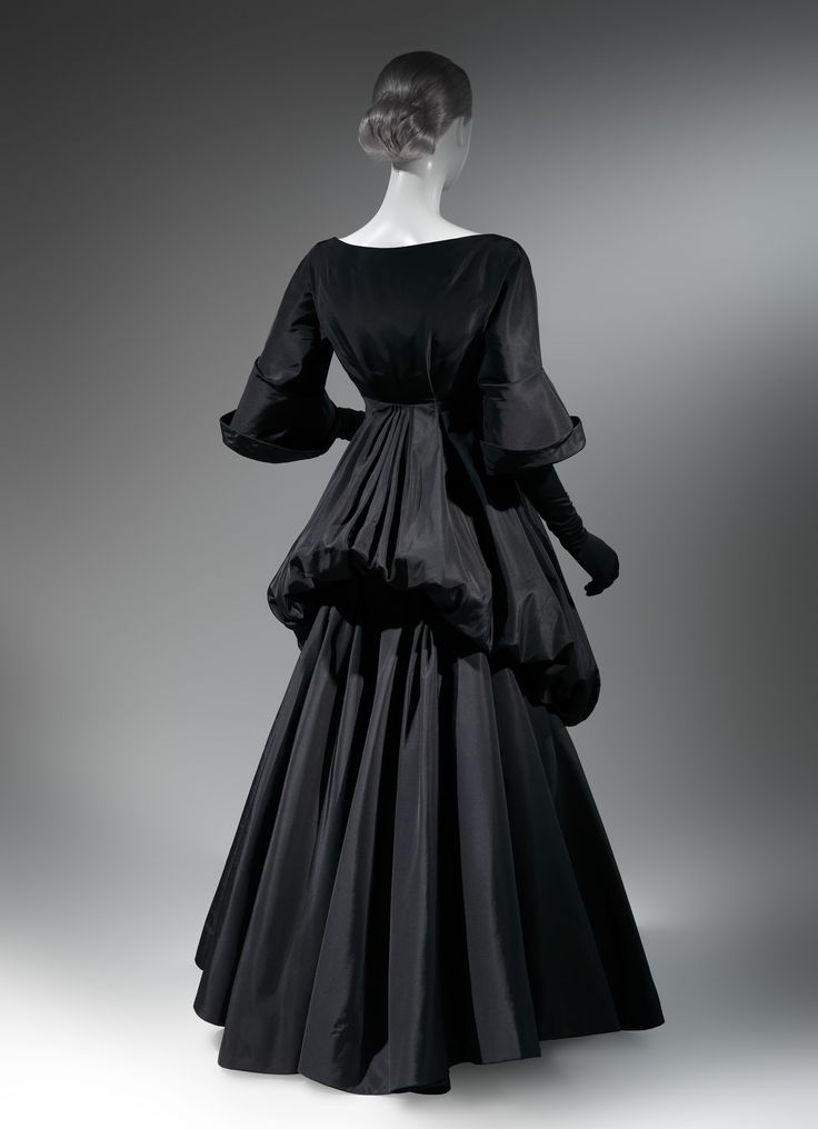 Charles James (American, born Great Britain, 1906–1978). Opera coat, 1956. The Metropolitan Museum of Art, New York. Gift of Lord and Taylor, 1957 (C.I.57.27) #CharlesJames
