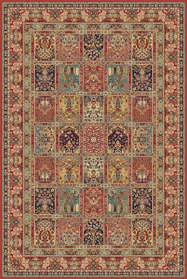 WovenGround Rugs | Traditional Rugs | Acadiana Rugs | Rouge