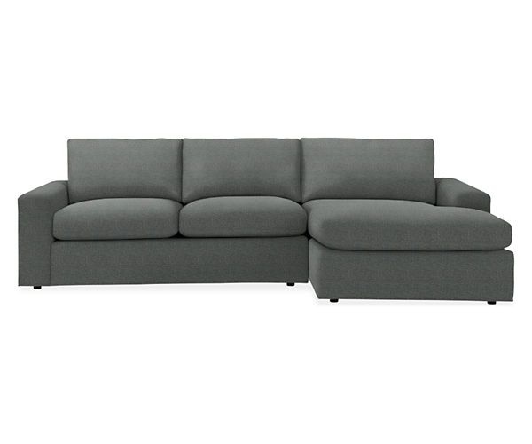 Room Amp Board Harding 106 Quot Sofa With Right Arm Chaise