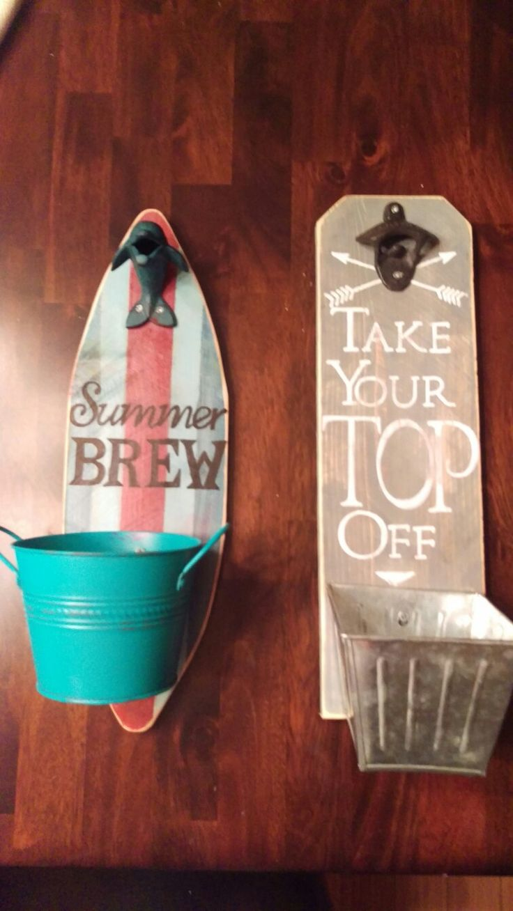 25+ unique Wall mounted bottle opener ideas on Pinterest ...