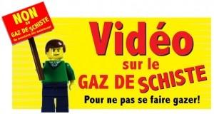 « En combinant la puissance des réseaux sociaux et l'animation en stopmotion à l'aide de briques LEGO®, je crois pouvoir rejoindre un vaste public et communiquer de manière très visuelle et amusante les divers problèmes que soulève l'industrie du gaz de schiste. » — Marc-André Caron