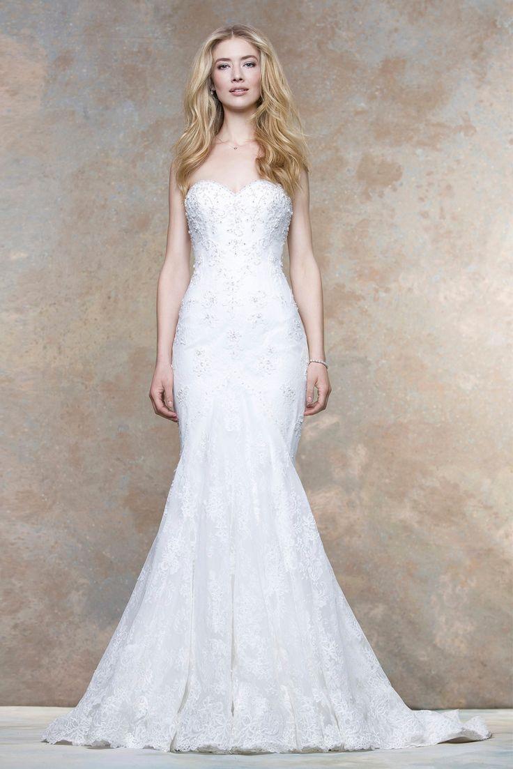 Ellis Bridals Wedding Gown 11441 Www Timelessbride Co Uk