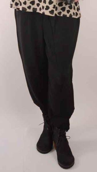 Køb Masai Piana trousers mw smock. sort farve. fri lev