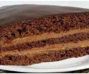 """Reteta de tort """"Praga"""" o am de la o colega de serviciu, care a facut-o deja de mai multe ori. M-am gandit sa o testez si eu. Rezultatul: te lingi pe degete"""