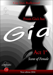 FROM GIA'S HAT - The lesbian erotic novels: AT LAST, IT WAS BORN!