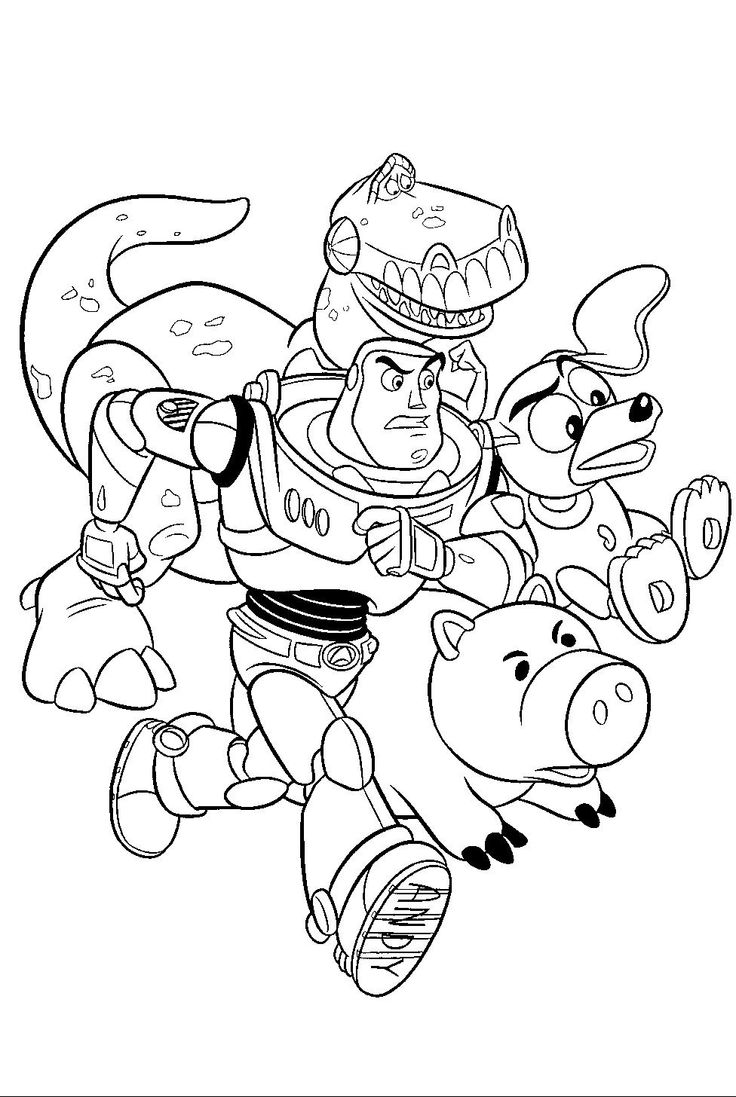 44 best toy story colouring pictures images on pinterest