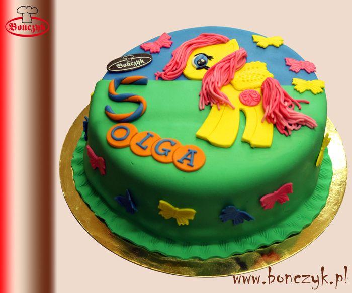 #pony; #cake; #tort; www.bonczyk.pl