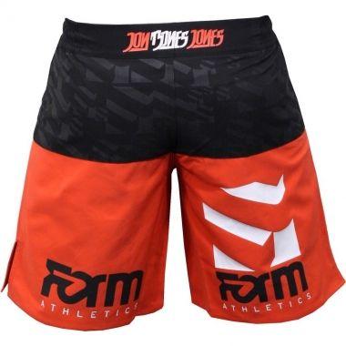 Form Athletics Jon Bones Jones UFC 128 Fight Shorts Black