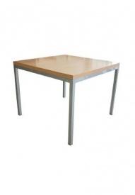 Mesas metal madera   www.vienna.cl