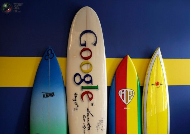 Here is 9 Unusual Google Offices With Unique Features